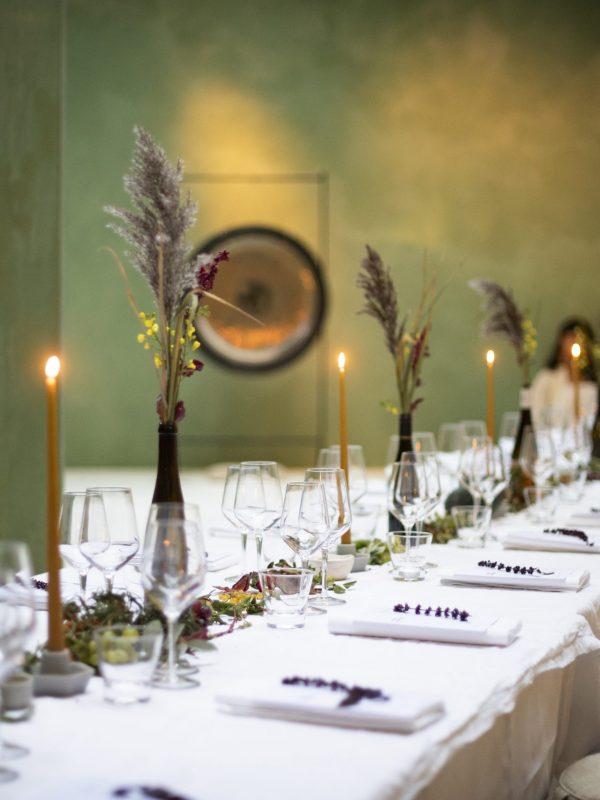 Tafel-Styling-Diner